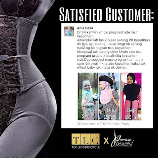 testimoni premium beautiful