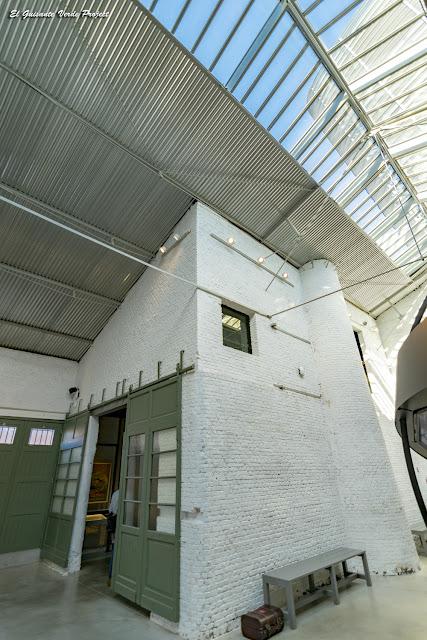 Museo Red Star Line, antiguas dependencias - Amberes por El Guisante Verde Project