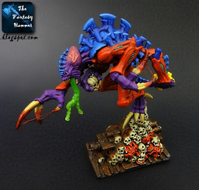 Tyranids Broodlord Space Hulk Behemoth