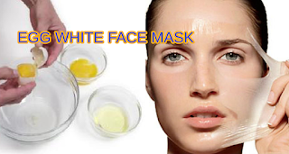 benefits of egg white for facial mask and beauty