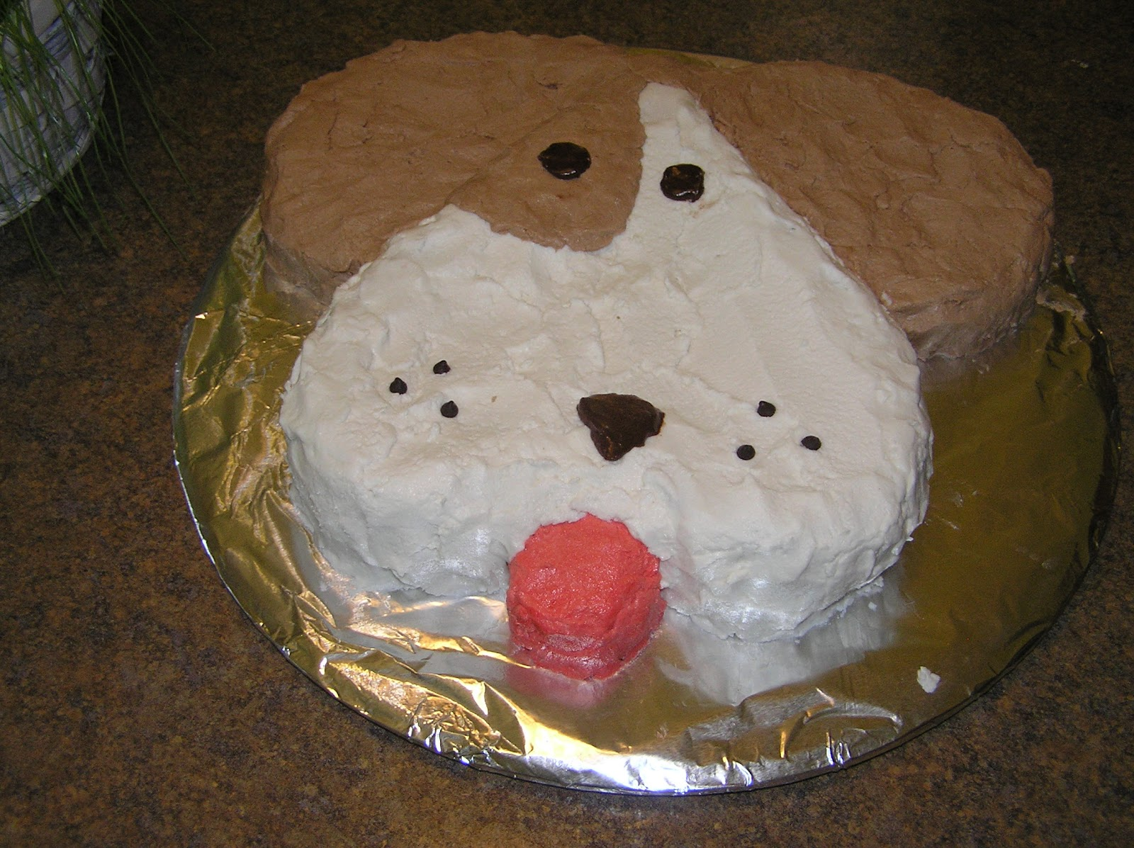 Yummy In My Fpies Tummy Chocolate Puppy Cake Fit For A