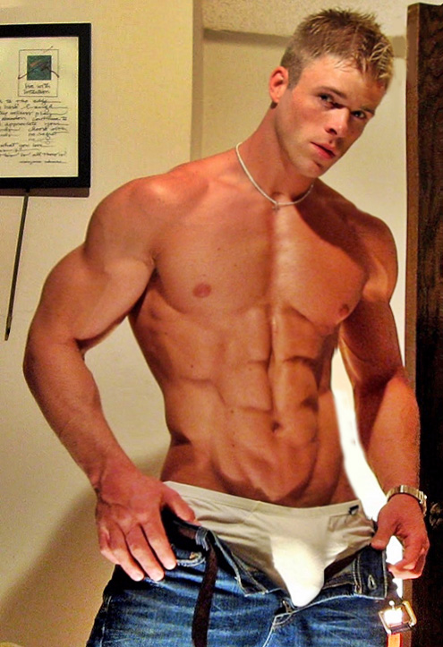 beau mec musclé gay sexe hot gay