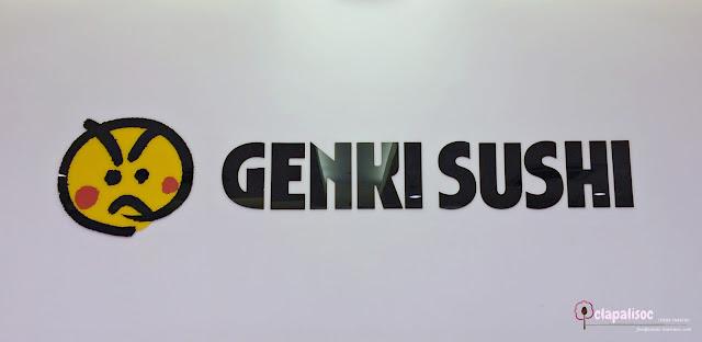 Genki Sushi Bonifacio Stopover