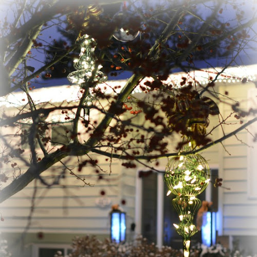 How To Wire Outdoor Hanging Lanterns For The Holidays