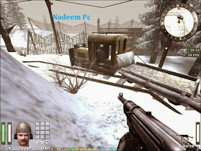Wolfenstein Enemy Territory Game Full and Free Download