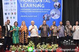 Kemenkes Apresiasi 7 Kabupaten Indonesia Bagian Timur Mampu Melaksanakan 5 Pilar STBM