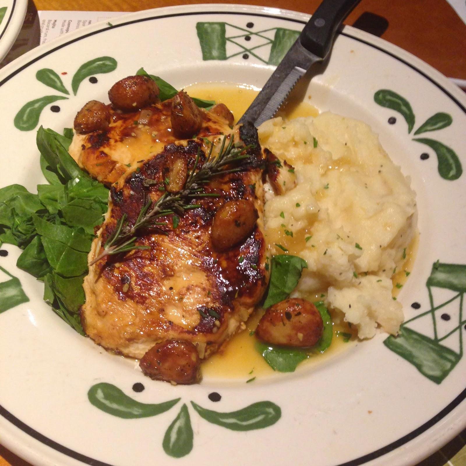Chicken With Garlic And Parmesan Polenta Recipes — Dishmaps