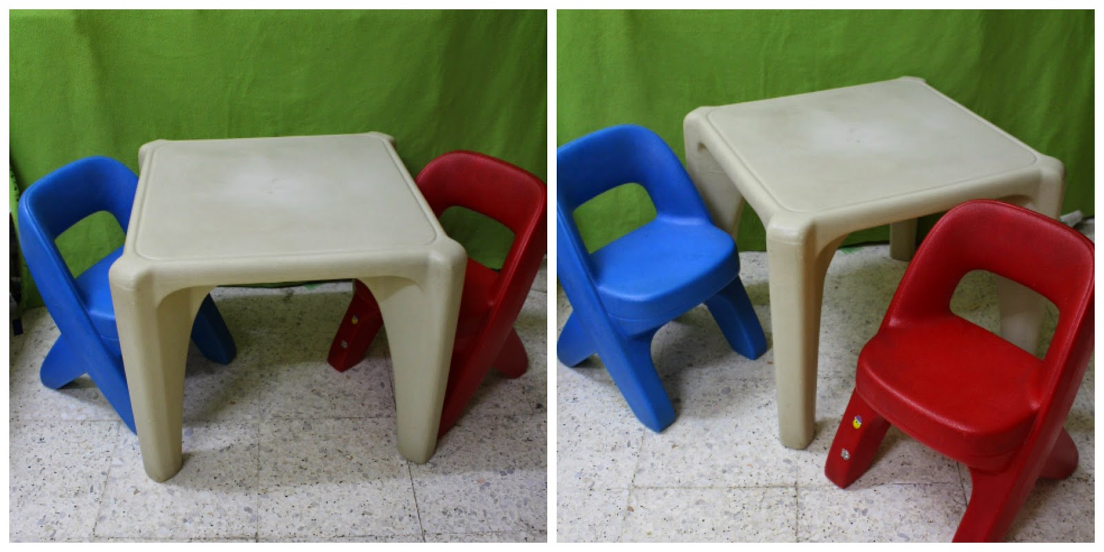 Amy Sweety Store Step 2 Table And Chairs Set