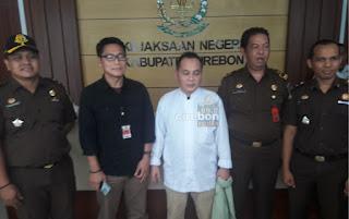 Berkas Swissindo Dilimpahkan Ke Kejaksaan Negeri Sumber Kabupaten Cirebon