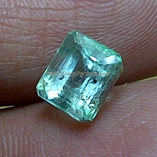 Batu Permata Emerald Zamrud Colombia - ZP 839