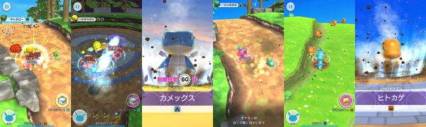 Game Pokemon Rumble Rush diumumkan Untuk Smartphone