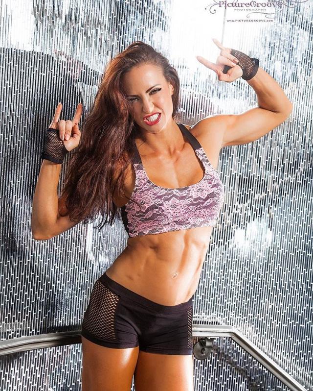 Fitness Model Erin Stern 2