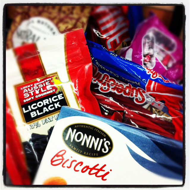Time to celebrate National Licorice Day!