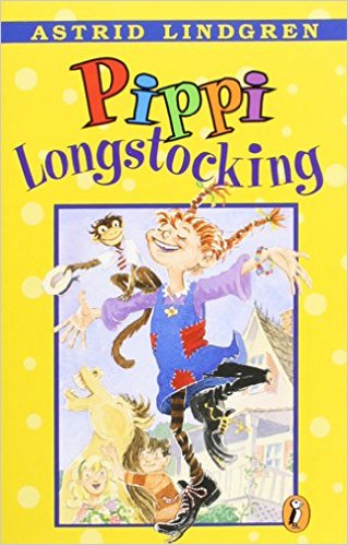 Pippi Longstocking book review