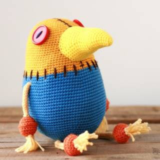 PATRON GRATIS MR DRIPPY AMIGURUMI 30664