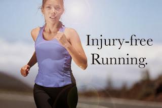 Injury-Free Running graphic