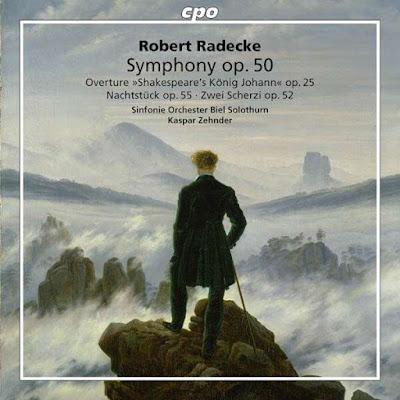 Parution de l'enregistrement des pièces symphoniques de Robert Radecke. Collaboration avec Frédérique Angleraux, ADCSound Suisse.