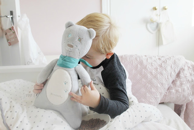 My Hummy white noise newborn sleep aid review shabby chic baby blog