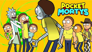 Pocket Mortys Apk 1.0.9 Mod File Download For Android
