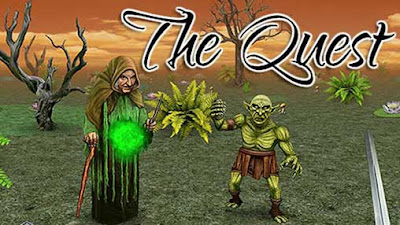 The Quest Apk + Data (Full Paid) Download Offline