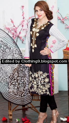 Rehaab Lawn Mid Summer Collection 2015