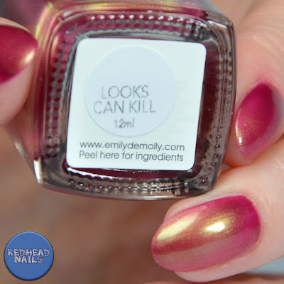 swatch Emily de Molly Looks Can Kill