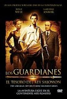descargar Los Guardianes: El Tesoro del Rey Salomon – DVDRIP LATINO