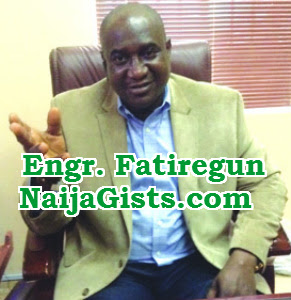 Engineer Akinbola Fatiregun