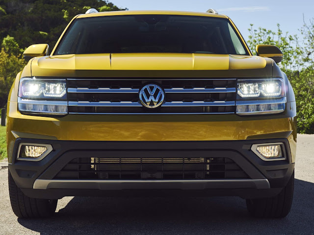 Volkswagen Atlas 2018 - Brasil