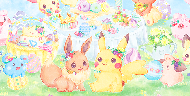 The 2019 Easter Garden Party Promo is Here!