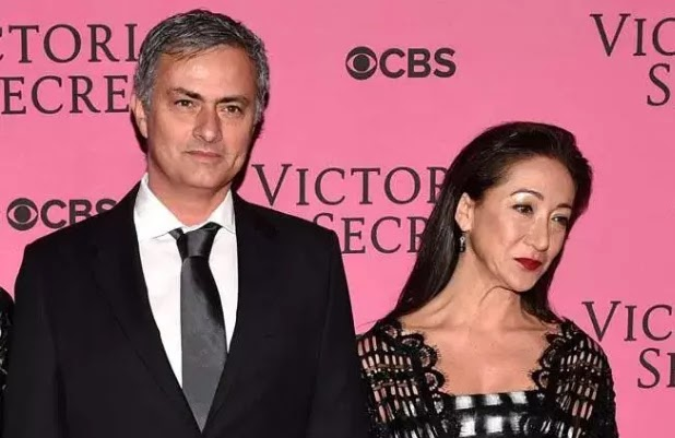 Jose Mourinho Shared lovely photos of his wife and ...