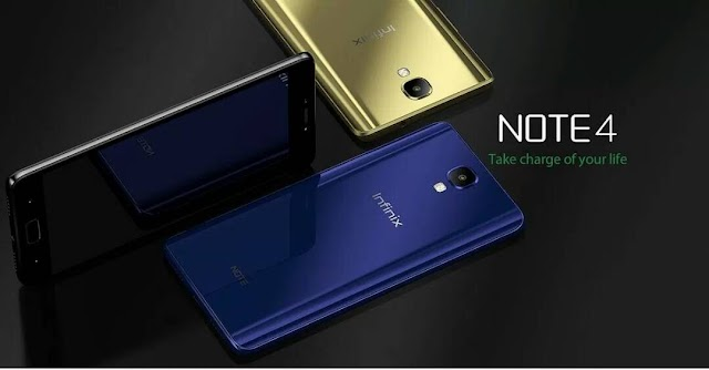 Are You Ready To Welcome Infinix Note 4 3rd Of July?