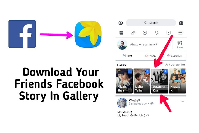 Facebook Story - Messenger Status Video Download