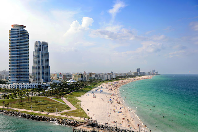 Top 6 best beaches in united states of america usa for Nice beaches in usa
