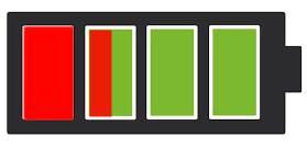 mengatasi baterai android panas dan cepat habis