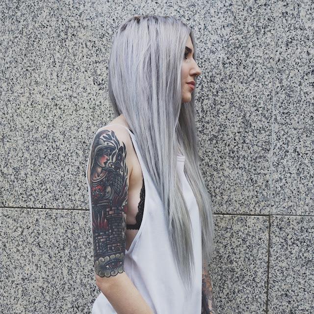 Best Girly Sleeve Tattoos