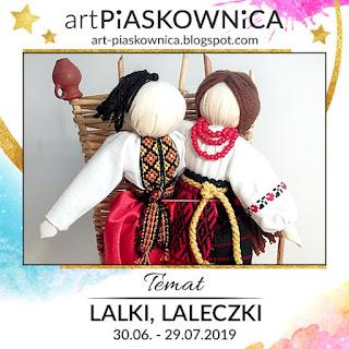 """TEMAT """"lalki, laleczki"""""""