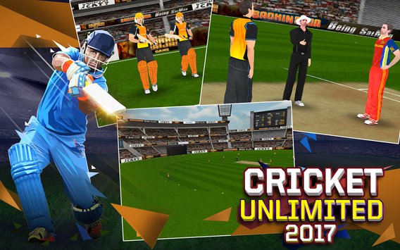 Cricket Unlimited 2017 v4.6 APK [Latest] is Here !