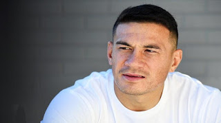 Sonny Bill Williams hits back over 'leeches' controversy