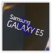 Samsung Galaxy E5 logo