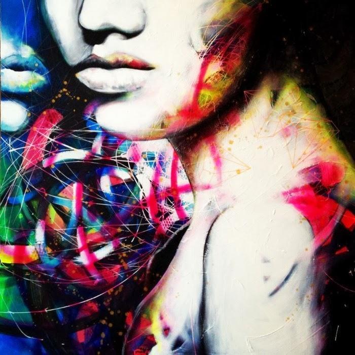 Красота фрагментов нашего тела. Cynthia Coulombe