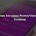 Cara Share Foto Instagram / Video di Halaman Facebook / Timeline Secara Otomatis