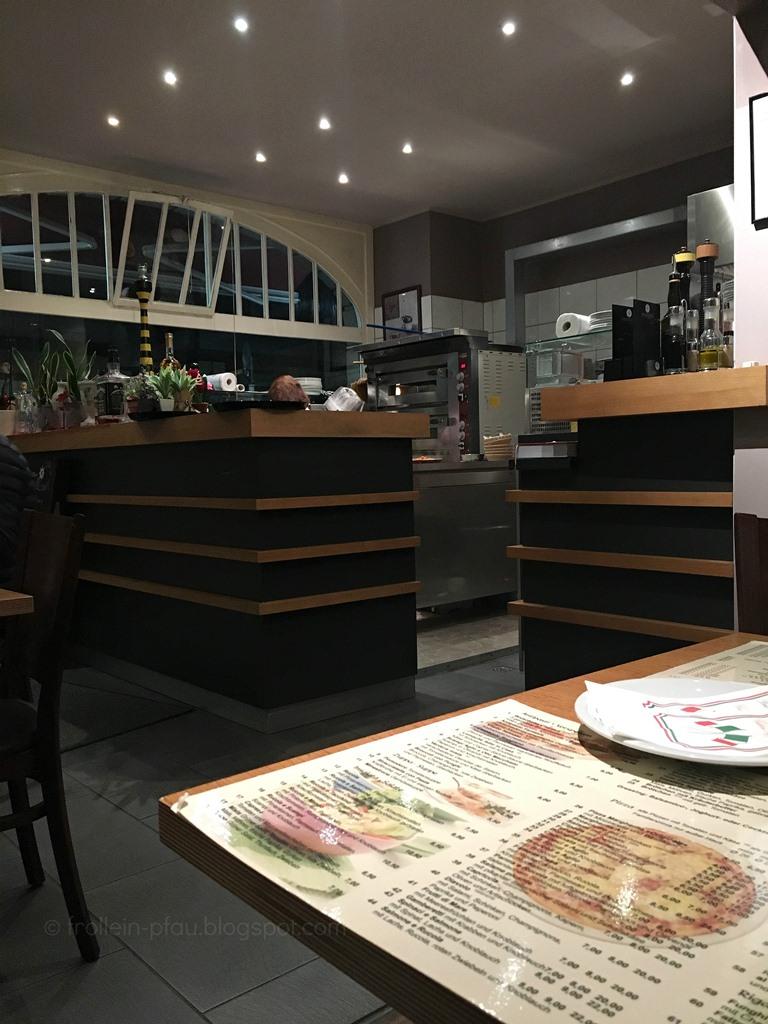 Fatto in Casa Dortmund, italienisches Restaurant Pizzeria Dortmunder Kreuzviertel, ein Wochenende in Dortmund, Pizza essen Kreuzviertel, Restauranttip Dortmund