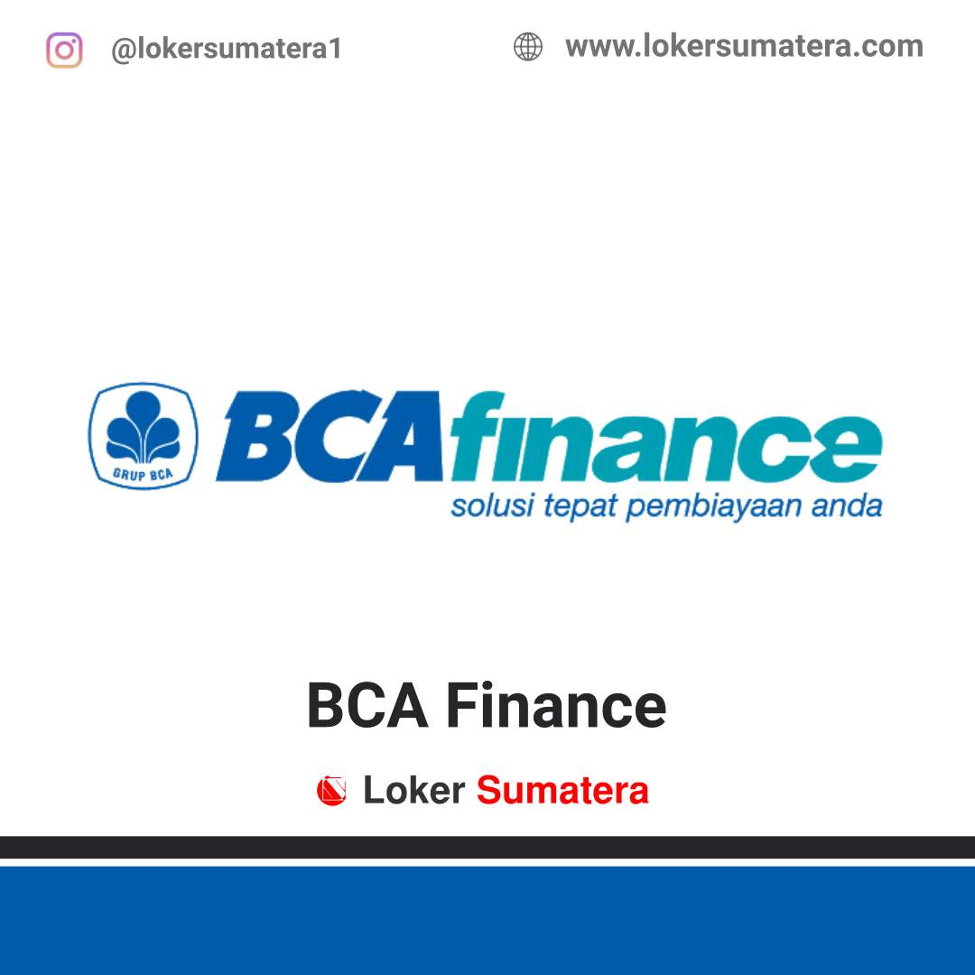 BCA Finance Pekanbaru