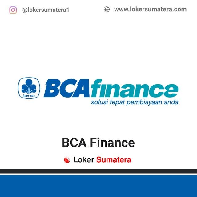 Lowongan Kerja Pekanbaru, BCA Finance Agustus 2021