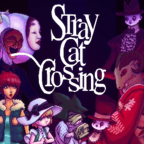 Indie Retro News: Stray Cat Crossing - A rather unusual RPG Maker