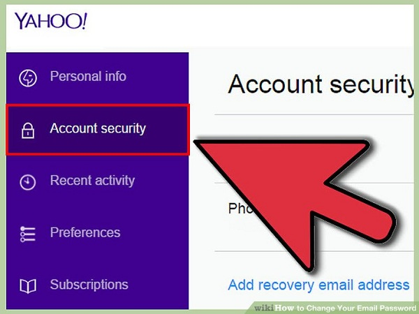 How to Update Your Yahoo Password