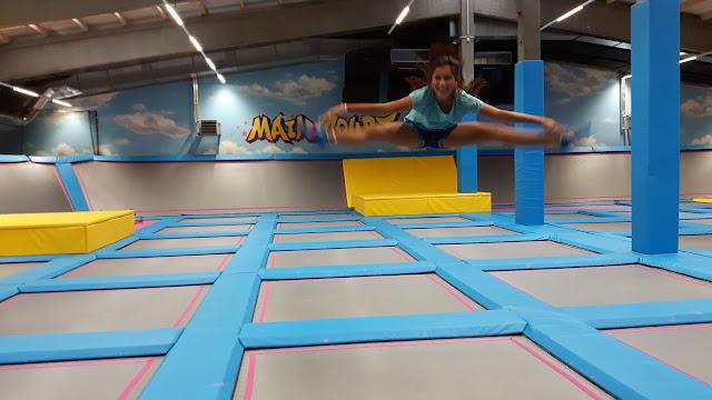 Ferientipps: Trampolinpark Airhop in München