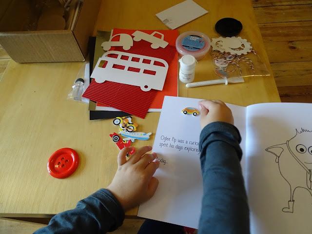 Oglee Poglee Craft Boxes Review