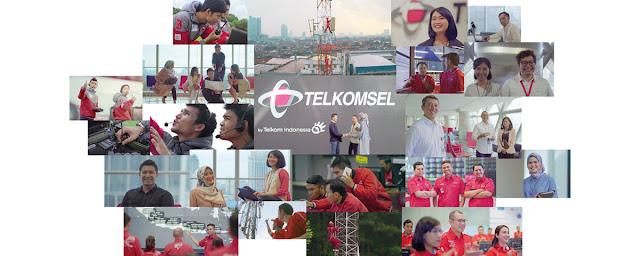 Berbagi Pengalaman Bekerja di GraPari Telkomsel Sebagai TL dan CSR